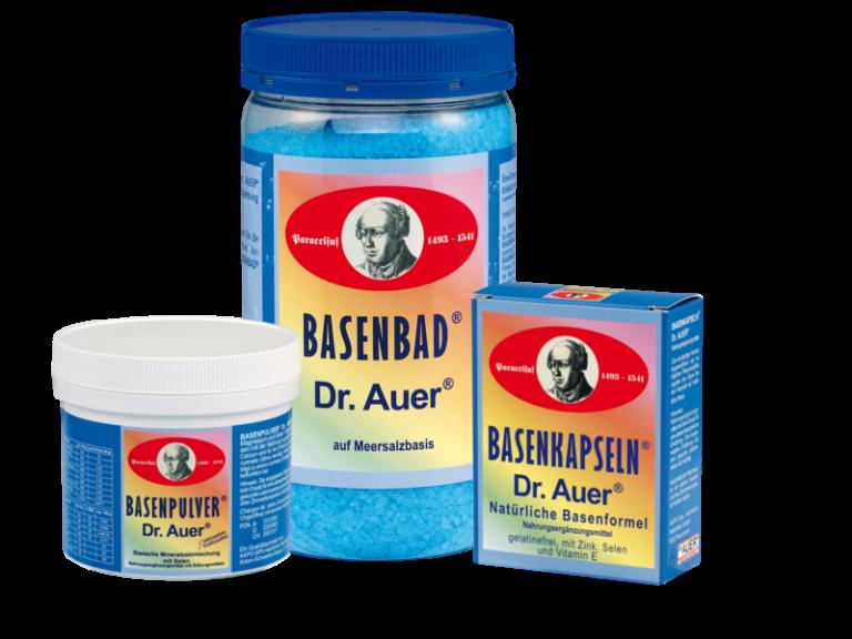 Basenfamilie - Basenpulver - Aapospa natürliche Heilmittel