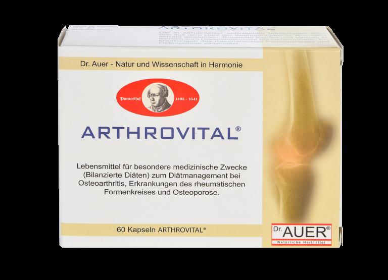 Arthrovital - Aapospa natürliche Heilmittel