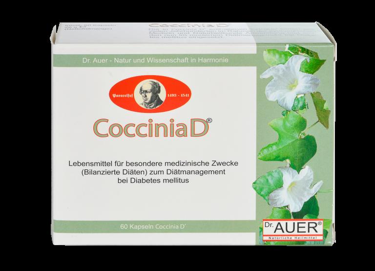 Coccinia D - Aapospa natürliche Heilmittel