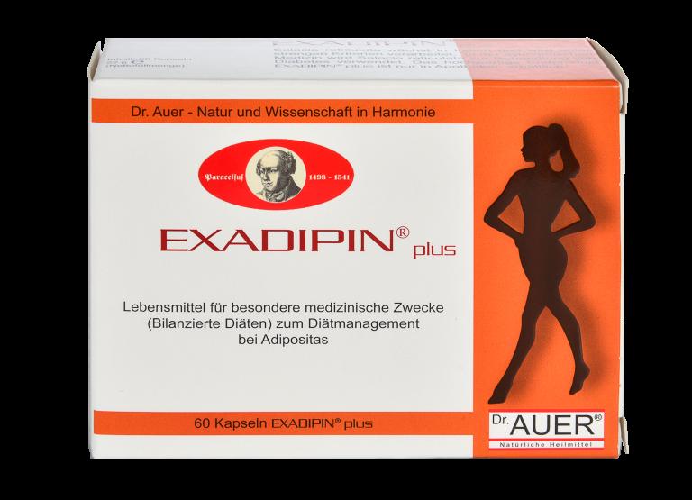Exadipin Plus - Aapospa natürliche Heilmittel